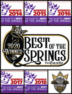 Best of the Springs Gold Winners
