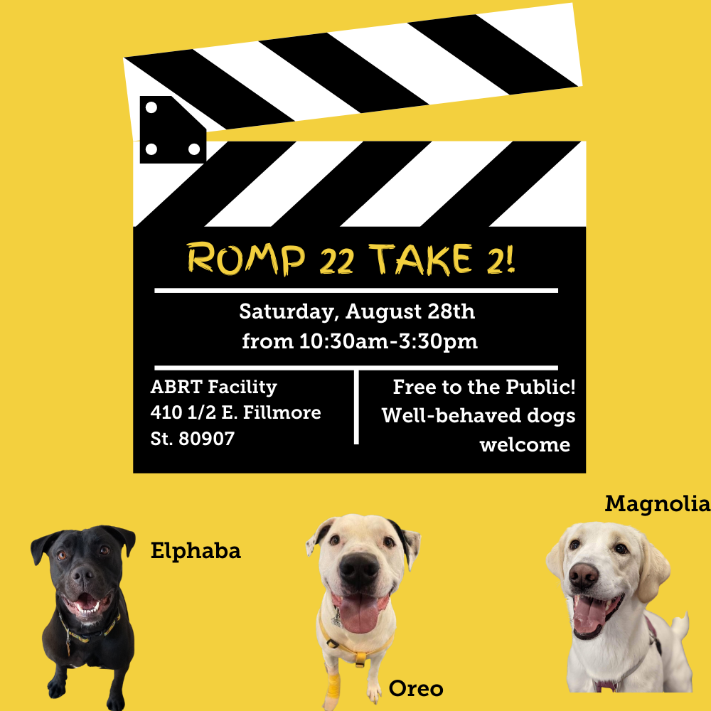 ABRT's 22nd annual Romp is